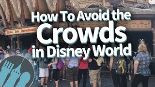 Video How To OUTSMART the Crowds in Disney World! MP3, 3GP, MP4, WEBM, AVI, FLV November 2018