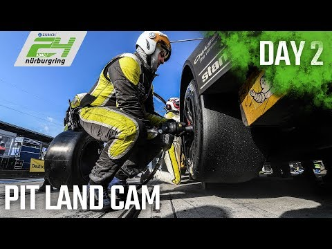 Pit Lane Day 2 Re-Live | ADAC Zurich 24h-Race 2018 at the Nürburgring