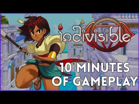 Direct Feed Gameplay de Indivisible