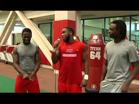 Deontay Greenberry Interview 8/14/2012 video.