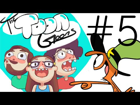 The Toon Goons Podcast: Ep. 5 - WANDER OVER YONDER 1/3