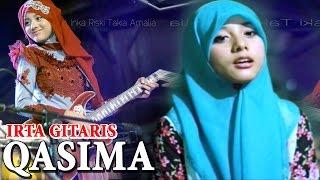 Video QASIMA PROFIL - Irta Gitaris Dari Anak Band Sampai Berhijab MP3, 3GP, MP4, WEBM, AVI, FLV Mei 2018