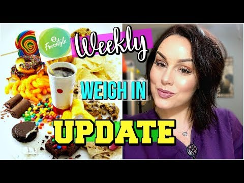 Weight loss - WEEKLY WEIGH IN UPDATE / WEIGHT WATCHERS FREESTYLE / WEIGHTLOSS / DANIELA DIARIES