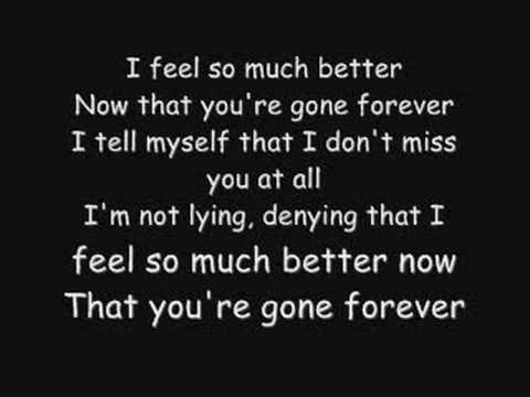 Three Days Grace - Gone Forever Lyrics