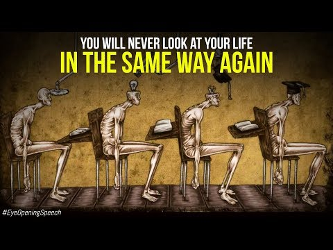 Je zult nooit meer hetzelfde naar het leven kijken, de meest oogverblindende 10 minuten van je leven