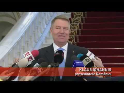 O nouă candidatură pentru Iohannis