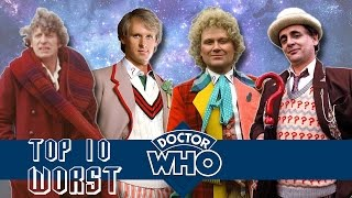 After looking at the best and worst of NuWho, I take a trip back in time to the classic era of Doctor Who. Specifically, to some of the worst stories from the original ...