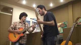 Venon Jalali&Majid - Kandoo (Ebi Song) - Home Live Cover - September 2012