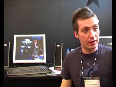 Конференция Разработчиков игр 2006. Часть 1.