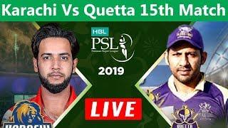 Peshawar Zalmi vs Quetta Gladiators PSL 2019 Match 3 Live Streaming | PTV Sports live streaming