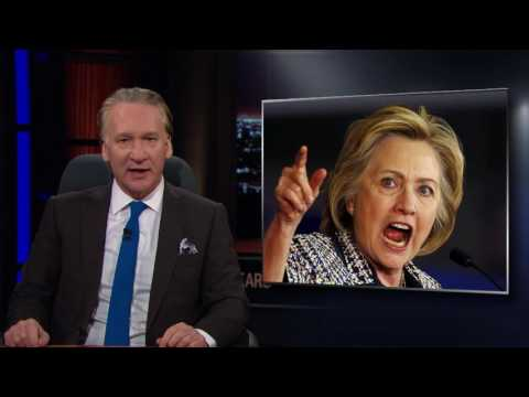 The Notorious HRC | Real Time with Bill Maher (HBO)