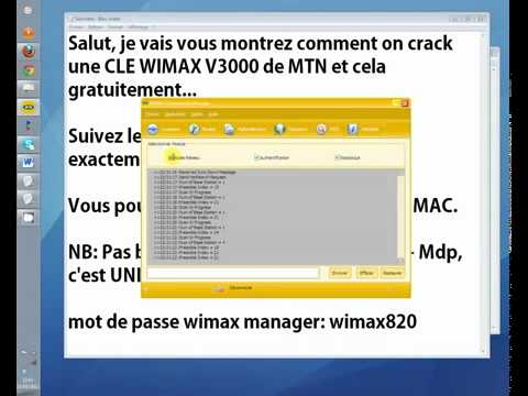 Crack Cle MTN WIMAX V3000.mp4
