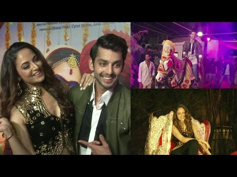 Himansh Kohli & Zoya Afroz At Trailer Launch Of Film Sweetiee Weds NRI