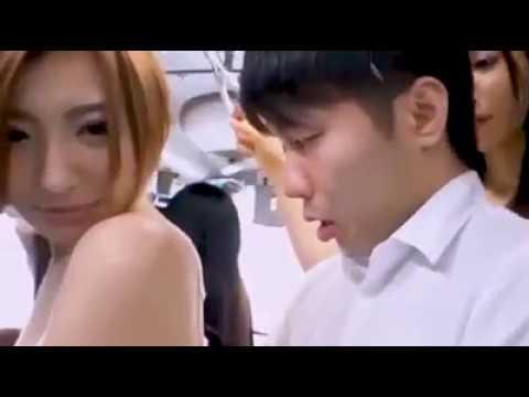 Chinese Girl sex in Bus