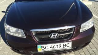 видео авто Hyundai Sonata в кредит