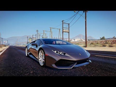 Lamborghini Huracan v1.0