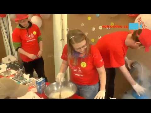 Jak se vyrábí mlha a zmrzlina