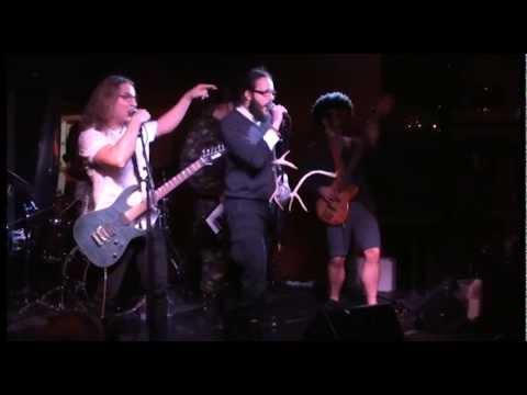 Rankkuri - Natsibaari (live) online metal music video by RANKKURI