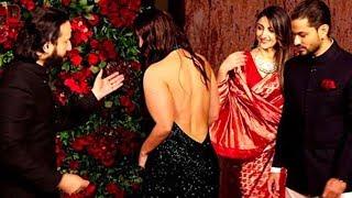 0:02 / 10:50 Saif Ali Khan & Kareena Kapoor Visit Deepika Padukone & Ranveer Singh's Bollywood WEDDING Party