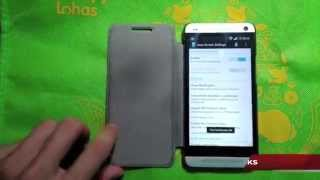 Auto Screen On Off(Smart Cover YouTube video