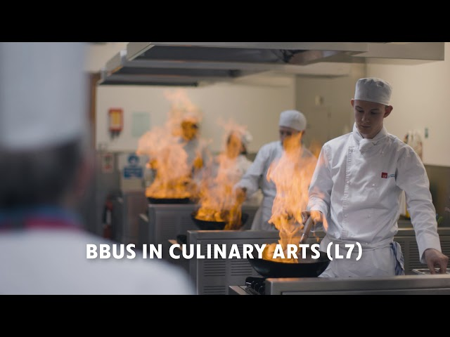 CR655 - Culinary Studies