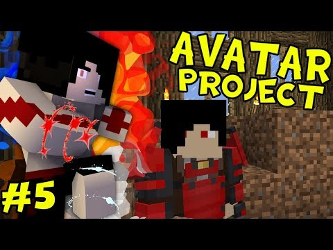 HEADING OUT! || Minecraft Avatar Project Episode 5
