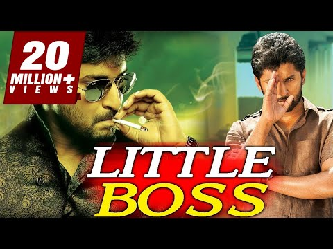 Little Boss (2018) South Indian Movies Dubbed In Hindi Full Movie | Nani, Haripriya, Bindu Madhavi
