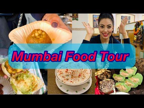 Fun Mumbai Food Tour // Vlog // MUNMUN DUTTA ❤️🧚🏻♀️