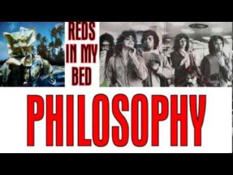 Tekst piosenki 10CC - Reds in my bed po polsku