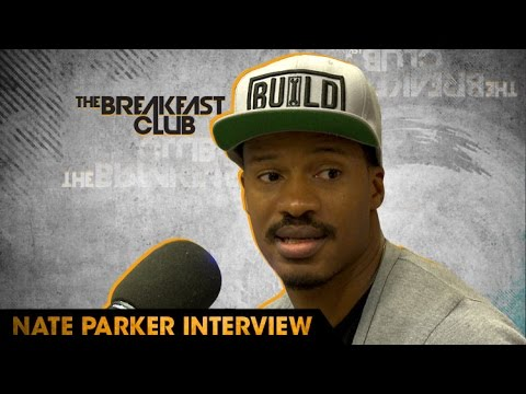 Nate Parker Interview With The Breakfast Club
