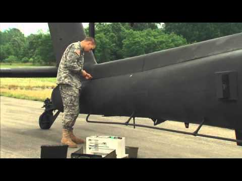 Army Careers 15R – AH-64 Attack Helicopter Repairer