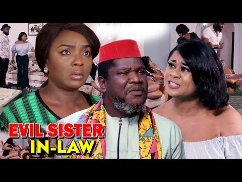 Evil Sister In-Law Season 1&2 - (Chioma Chukwuka & Ugezu J Ugezu) 2019 Latest Nigerian Movie