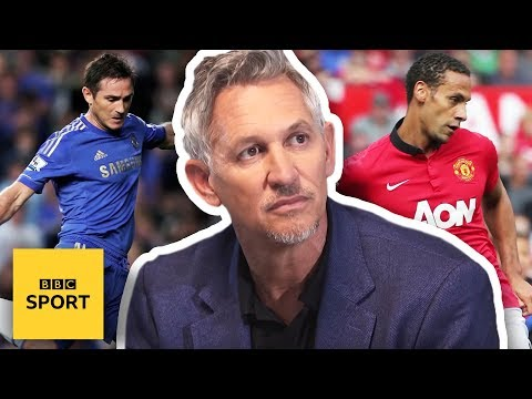 Match of the Day's Premier League all-time XI - BBC Sport