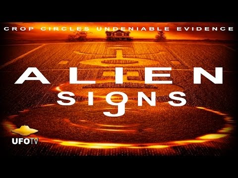 UFOTV® Presents – UFO SECRET – ALIEN SIGNS