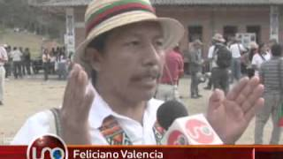 21 Jul 2012 ... Habla Feliciano, líder indígena acusado de ser miembro de las FARC ... Edil nacusado por maltratar a sus padres dice que todo es un montaje...