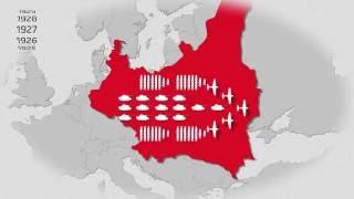 Polska zrujnowana najgorszą wojną w dotychczasowej historii, potrafiła pokonać na polach bitew największe mocarstwo Europy - Rosję. Dlatego od początku ...