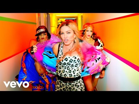 Madonna feat. Nicki Minaj – Bitch I'm Madonna