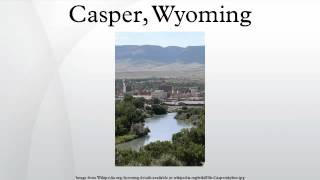 Casper (WY) United States  City pictures : Casper, Wyoming