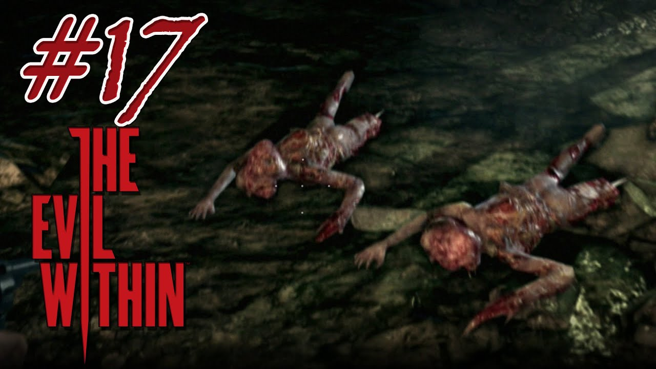 [Let's Play] The Evil Within – 17 – Babyzombies