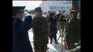Détails de la visite du Général de corps d'Armée Ahmed Gaïd Salah à Constantine