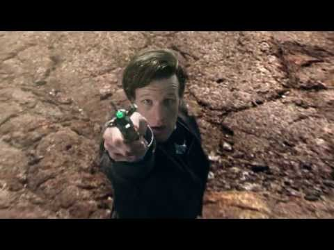 The Day of the Doctor 50 year trailer