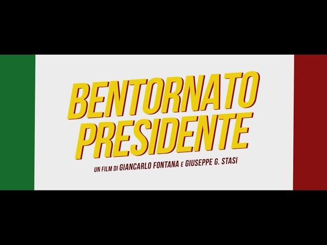 Anteprima Immagine Trailer Bentornato Presidente!, trailer ufficiale