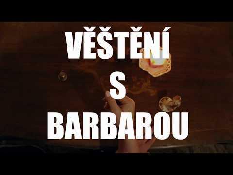 Věštění s Barbarou - 4. díl - rituály Vyšehrad