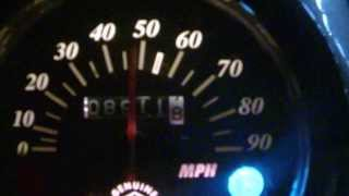 9. Genuine Buddy 170i Acceleration #2 35-50mph