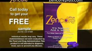 http://www.zencoreplus.com - Male Libido Supplement, Zencore contains natural male enhancement Herbs that deliver long-lasting male stamina and boost your se...