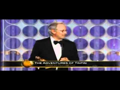 Best Animated Feature Film - Golden Globes 2012