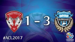 Muangthong United vs Kawasaki Frontale (AFC Champions League 2017 : Round of 16 - 1st Leg)