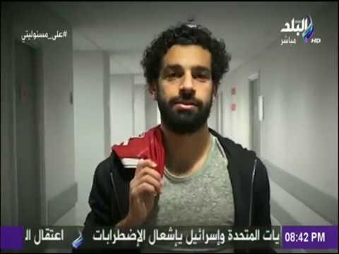 أحمد موسى: من أوصل مصر كأس العالم.. محمد صلاح أم الهارب أبو تريكة؟