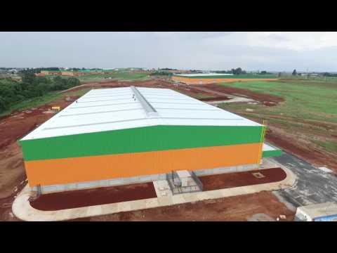 Instalações Industriais e Agroindustriais