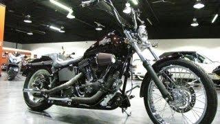 8. 2005 Harley-Davidson Softail Night Train FXSTB